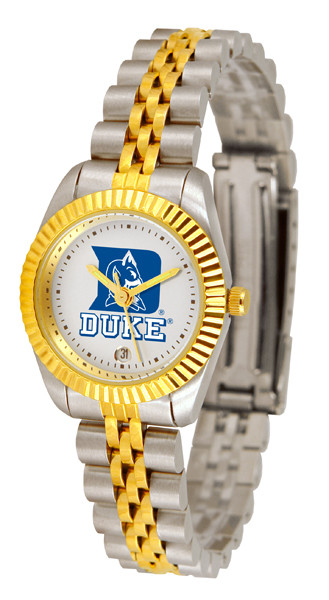 Duke Blue Devils Ladies Premium Executive Watch