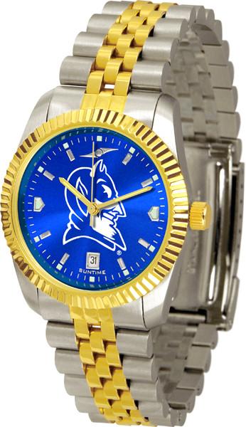 Duke Blue Devils Men's Executive AnoChrome Watch