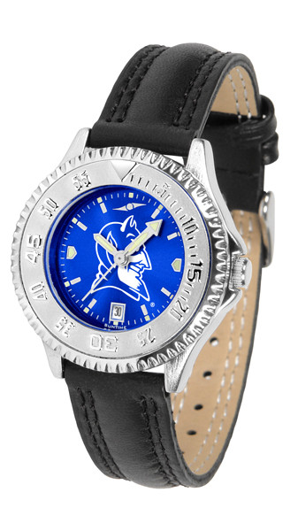 Duke Blue Devils Ladies Competitor AnoChrome Watch
