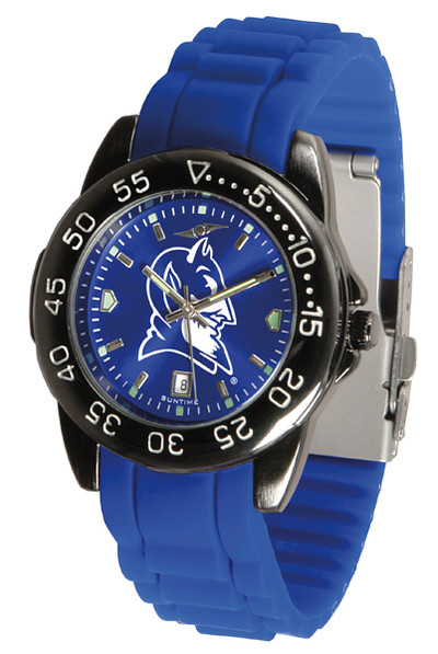 Duke Blue Devils Men's Fantom Sport AC AnoChrome Watch | SunTime | ST-CO3-DBD-FANTOM-AC