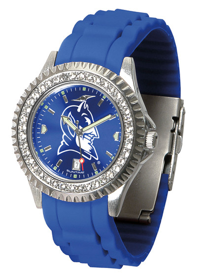 Duke Blue Devils Ladies Sparkle Watch
