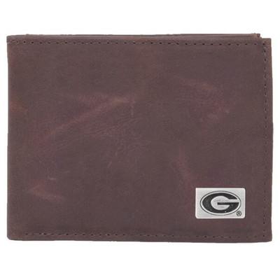 Georgia Bulldogs Bi-Fold Wallet