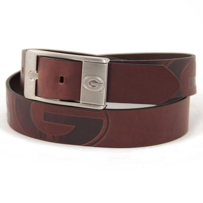 Georgia Bulldogs Brandish Brown Belt