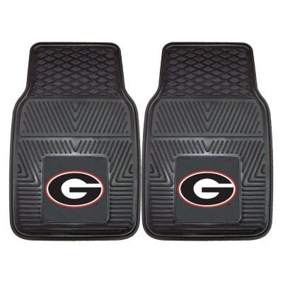 Georgia Bulldogs Heavy Duty Car Mats