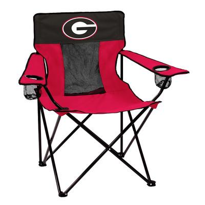 Georgia Bulldogs Elite Tailgate Chair