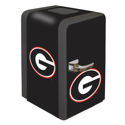 Georgia Bulldogs 15 qt Party Fridge | Boelter