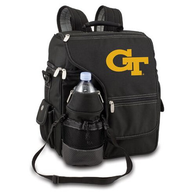 Georgia Tech Yellow Jackets Backpack Cooler Turismo | Picnic Time | 641-00-175-194-0