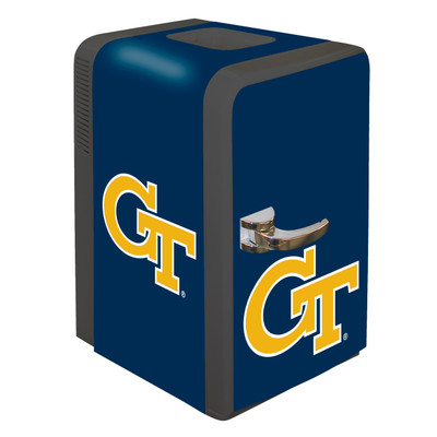 Georgia Tech Yellow Jackets 15 qt Party Fridge | Boelter