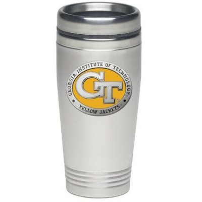 Georgia Tech Yellow Jackets Thermal Mug