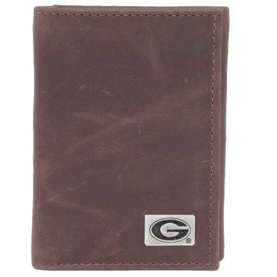 Georgia Bulldogs Tri-Fold Wallet