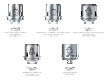 Wholesale 100% Authentic Smoktech TFV8 V8 X-Baby T6 Sub-Ohm Replacement Coils 3 Pack (0.2 OHMS) Wholesale Vapor Wholesale | KangerWholesaleUSA.com America's Premier E Cig and Vape Distributor | Lowest Priced E Cig Wholesaler in USA | Cheapest Vape Wholesale in USA | E Juice Wholesale | E Liquid Wholesale | E Juice | E Liquid | Vape Wholesale | Vapor Wholesale | E Cig Wholesale | Cheap Vape Kits | Vape Deals | Wholesale | Distributor | Vape USA | SMOK E Cig Wholesale | Smoktech TFV8 V8 X-Baby T6 Sub-Ohm Coils Wholesale | SMOK E Cig Cheap | SMOK Wholesale Vapes USA | SMOK Vapor | SMOK US | SMOK USA Wholesale | SMOKTECH | SZ SMOK Technology | SMOKTECH TECHNOLOGY