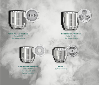 Wismec GNOME WM-M Replacement Coil - 5PK