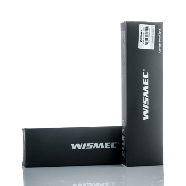 Wismec GNOME WM02 Replacement Coil - 5PK