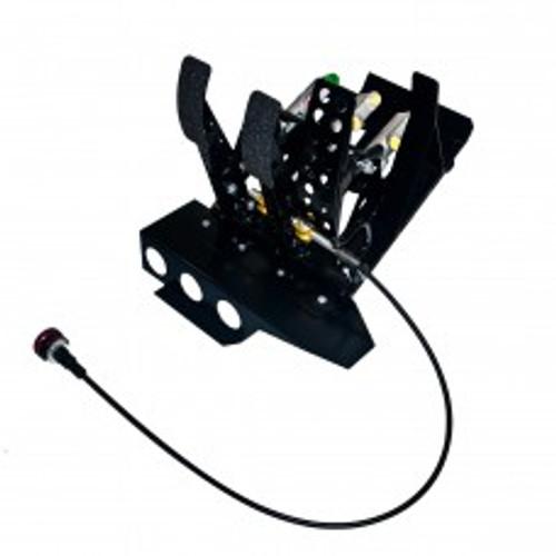 BMW e46 Track-Pro Pedal Box kit - Uses Modified OEM DBW Pedal
