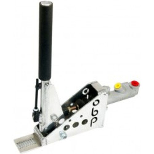 "280mm (11 3/16"") Vertical Pro-Spec Aluminum Hydraulic Handbrake assembly with .625 master cylinder"