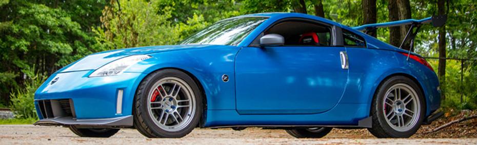 Mike C.'s 2008 Nissan 350Z Twin Turbo