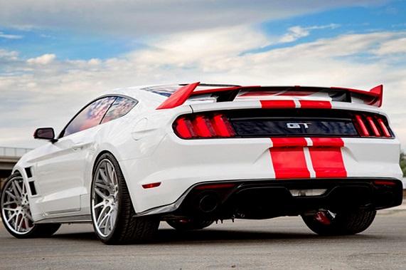 Ford Mustang Spoilers