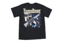 TangoDown Thin Blue Line T-Shirt TT-07