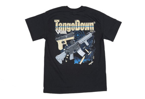 TangoDown Thin Blue Line T-Shirt TT-07