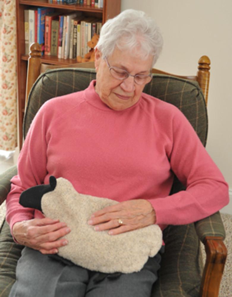 Maine Warmers Microwave Heating Pad - Cozy Sheep