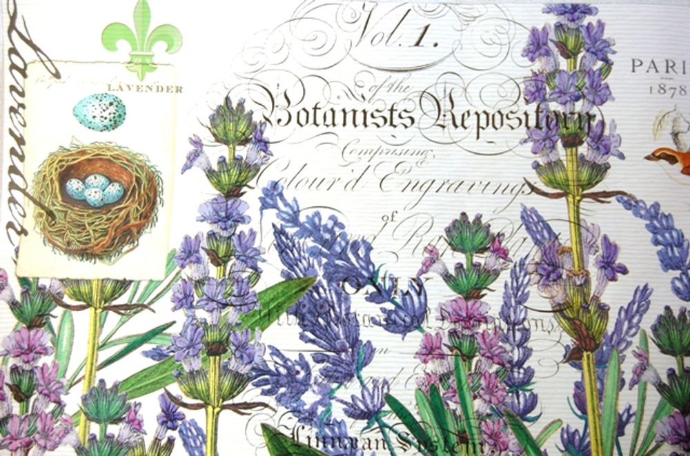 Lavender Rosemary Drawer Liners