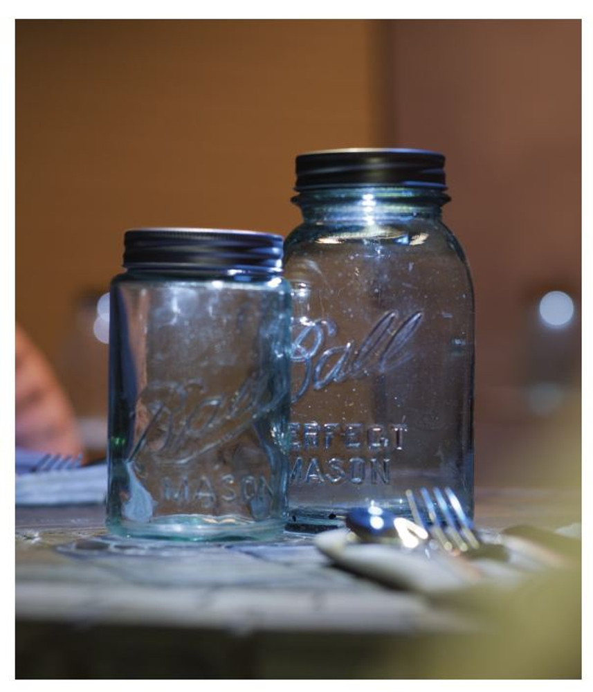 Moon Shiner Lids for Mason Jars