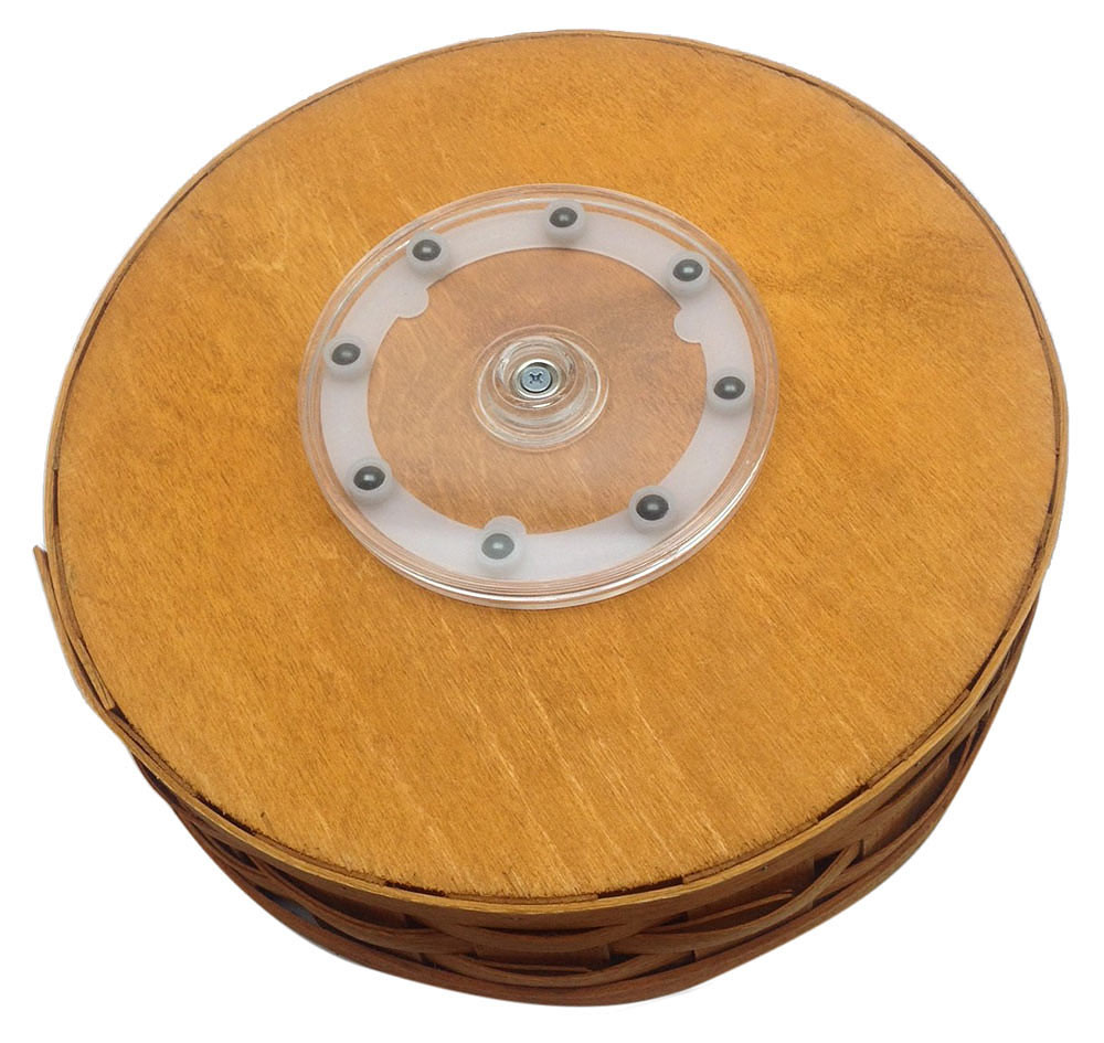 The Extra-Handy Lazy Susan