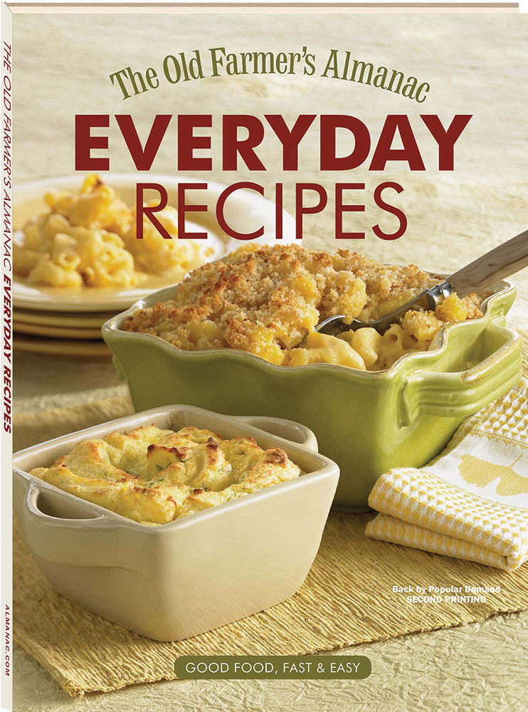 The old farmers almanac everyday recipes the old farmers general the old farmers almanac everyday recipes forumfinder Images
