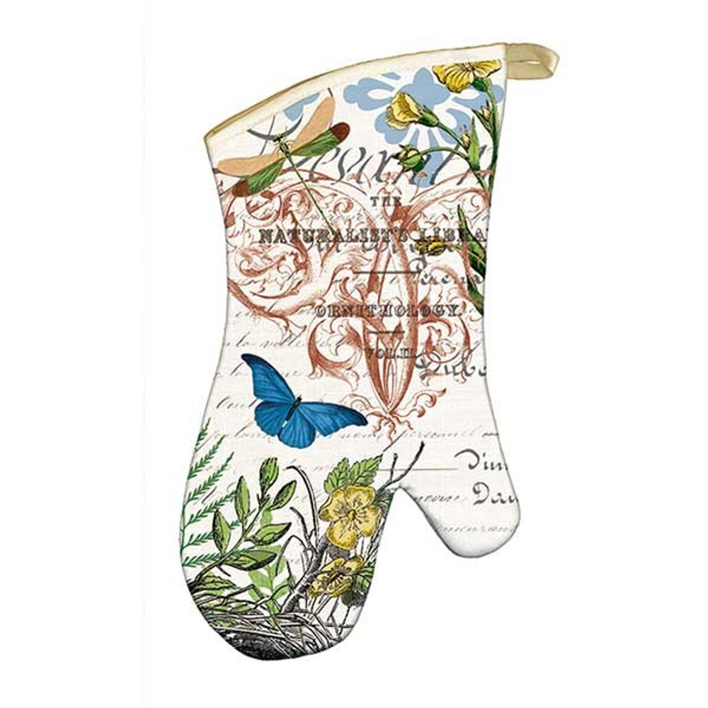 Into the Woods Oven Mitt