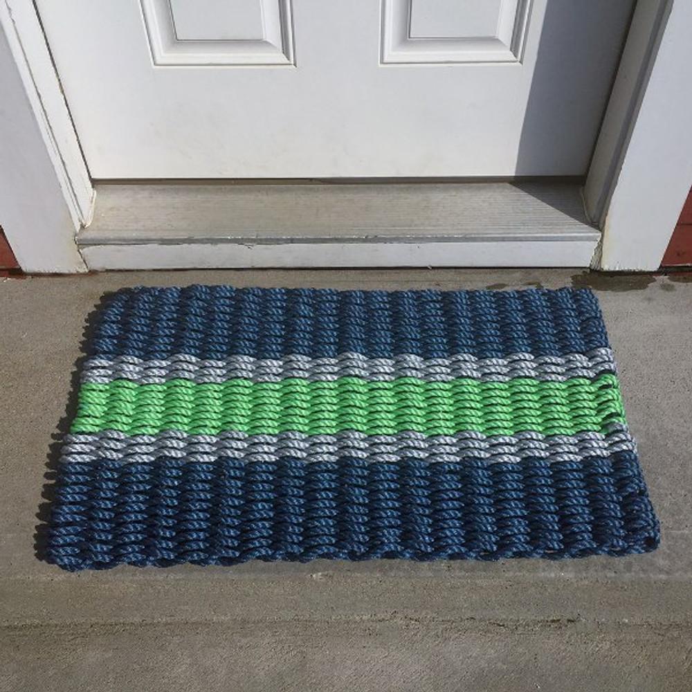 Lobster Rope Doormats By Custom Cordage Lobster Rope Doormats By Custom  Cordage ...