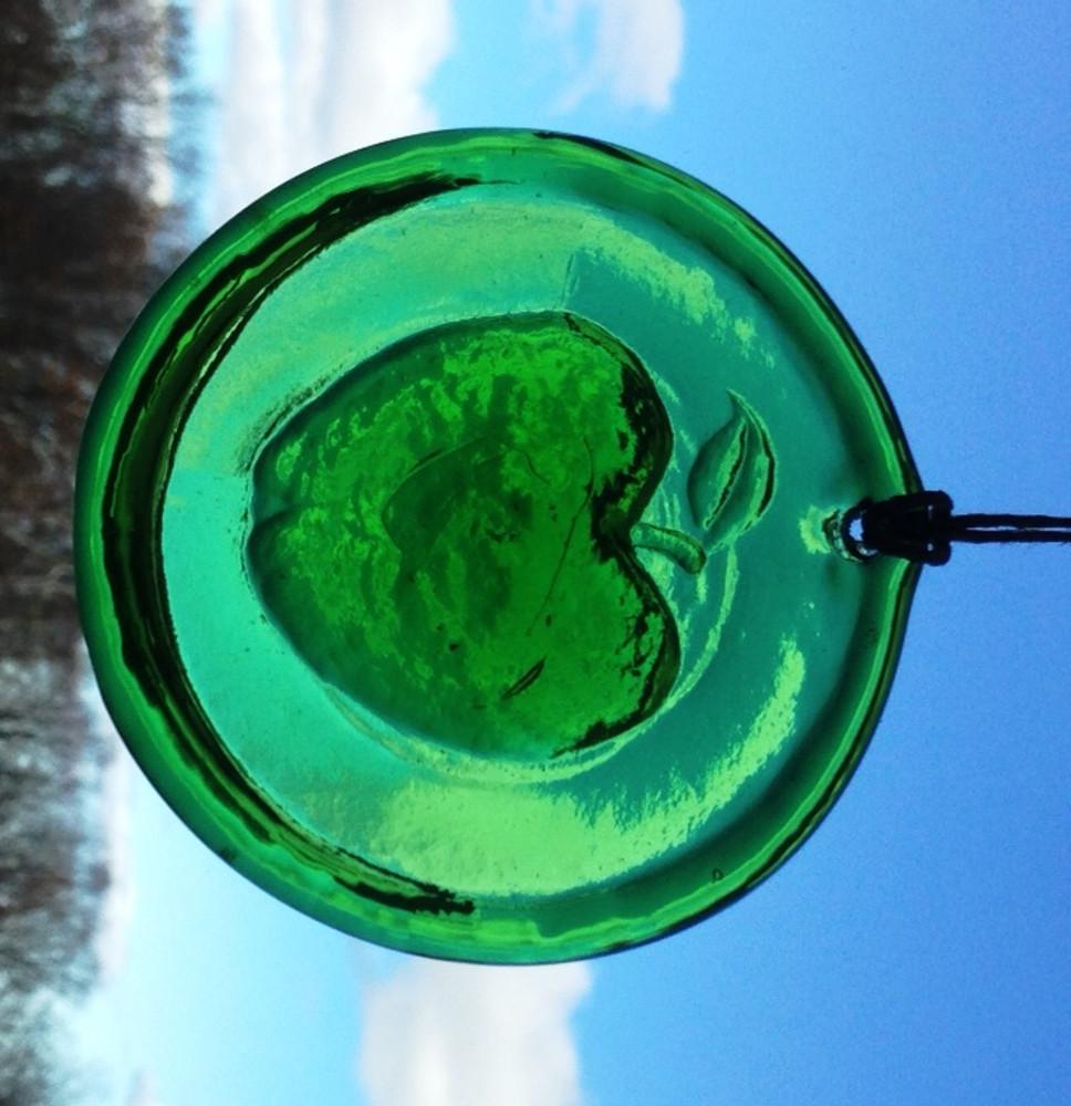 Apple Suncatcher