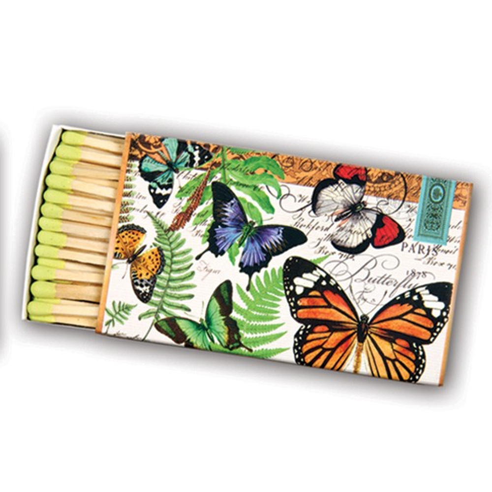 Butterflies Matchbox