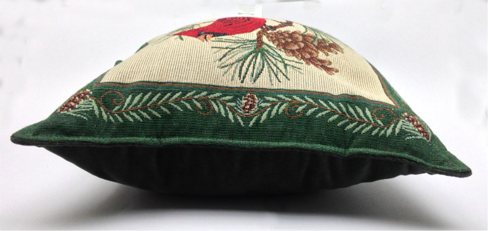 Cardinal Balsam Fir Pillow