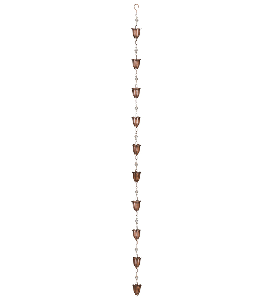 Rain Chain - Tulip