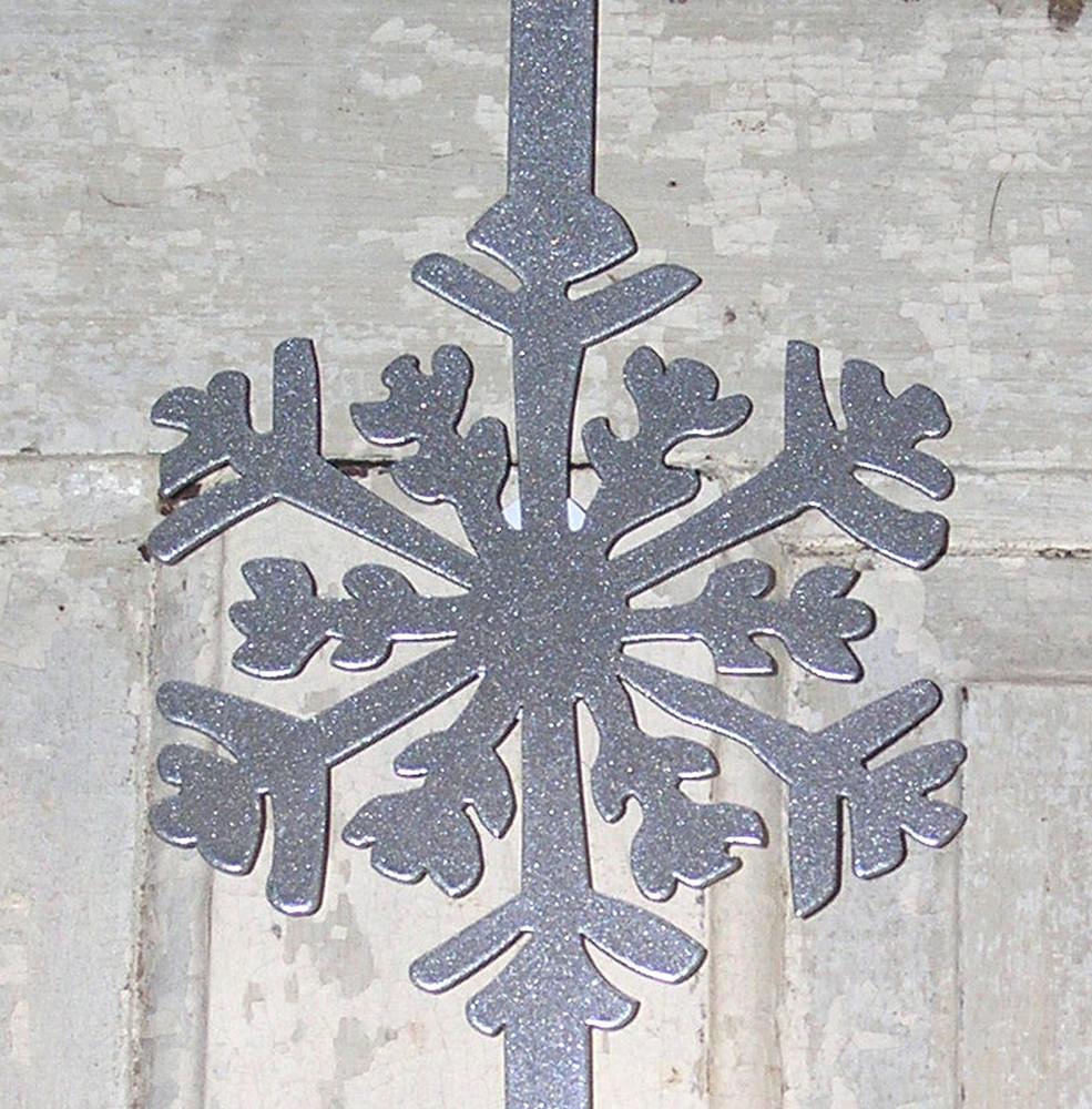Wreath Hanger - Snowflake
