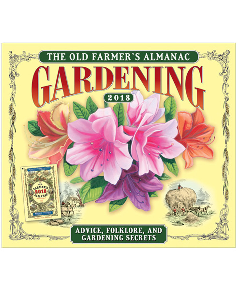 Good The 2018 Old Farmeru0027s Almanac Gardening Boxed Daily Calendar ... Great Pictures