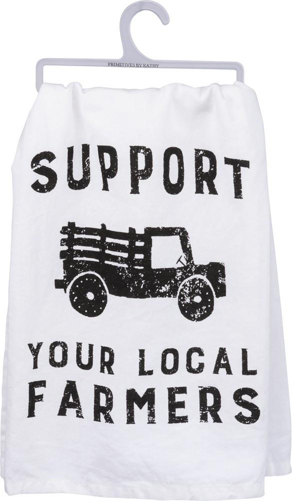 Dish Towel - Local Farmers