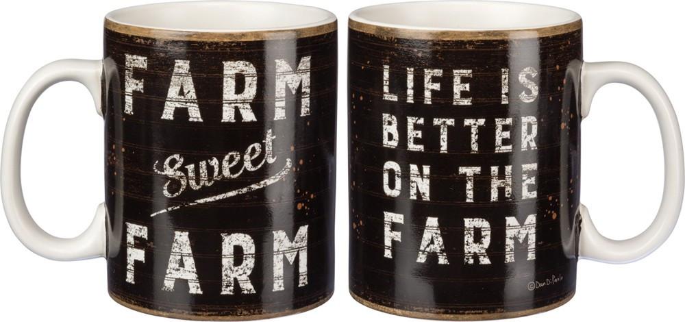 Mug - Sweet Farm