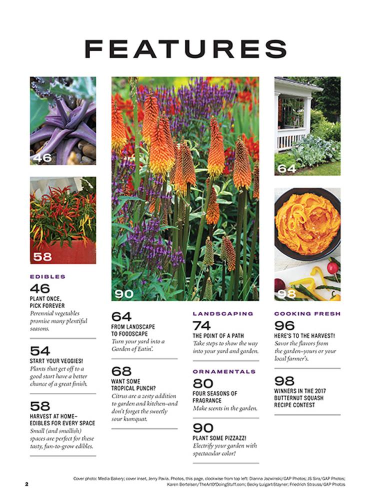 The Old Farmer's Almanac Garden Guide, 2018 Print Edition