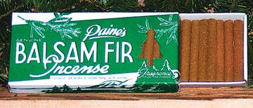 Paine's Balsam Fir Incense