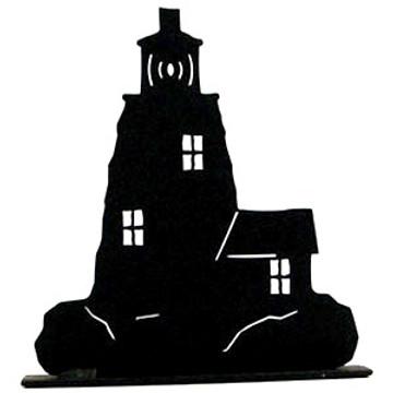 Lighthouse Doorstop