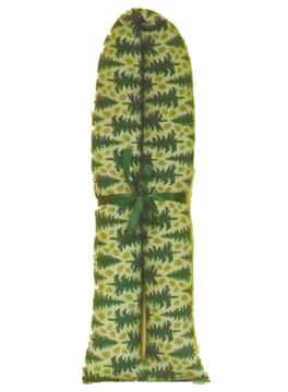Balsam Fir-Filled Draft Stop - Evergreen Trees