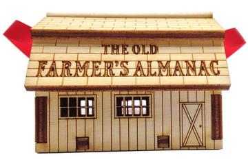 Old Farmer's Almanac Barn Ornament
