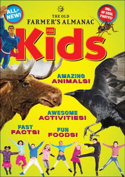 The Old Farmer's Almanac for Kids Volume 7