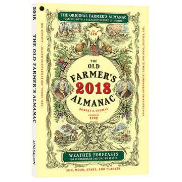 Oldest Farmer's Almanac in America