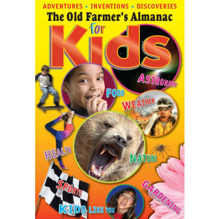 The Old Farmer's Almanac for Kids, Volume 6