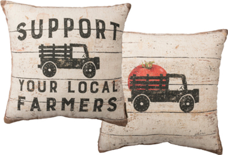 Pillow - Support Farmers