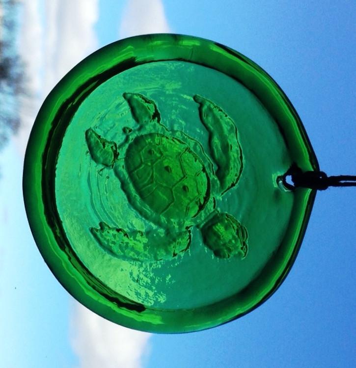 Sea Turtle Suncatcher