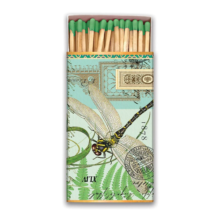 Dragonfly Matchbox