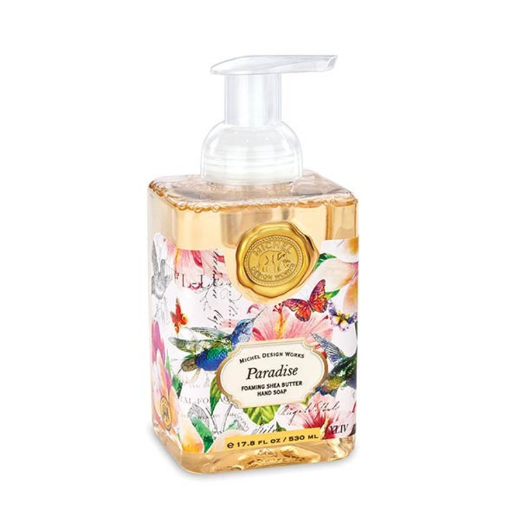 Paradise Foaming Shea Butter Hand Soap